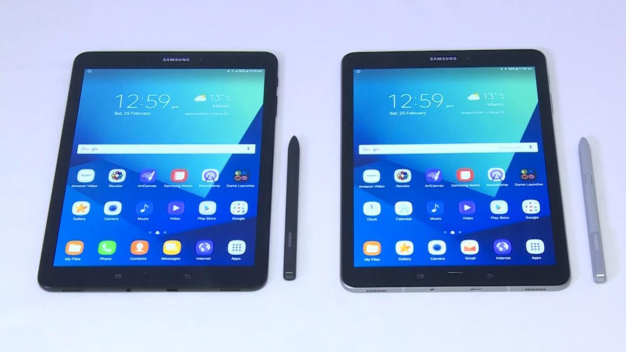 Dit is de nieuwe tablet van Samsung met grotere stylus
