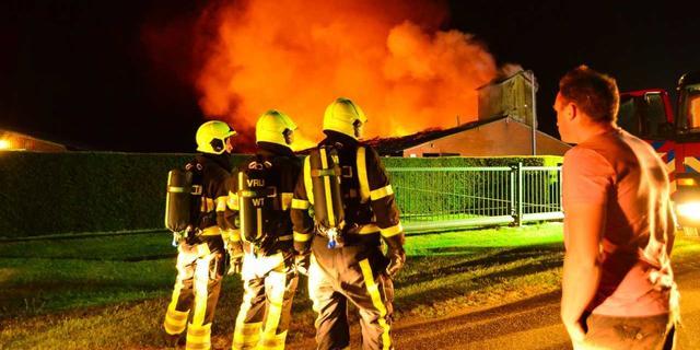 Onderzoeksraad voor Veiligheid kijkt naar stalbranden in veehouderij