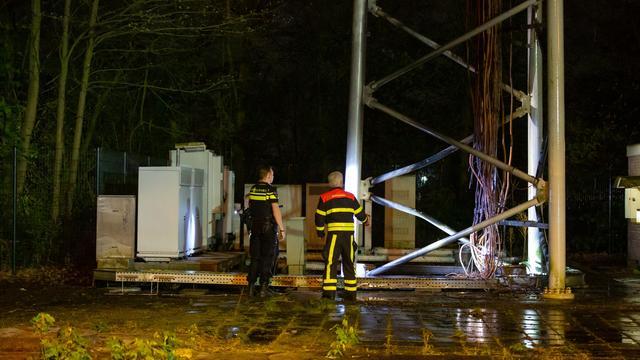 Opnieuw zendmasten in brand gestoken, wat is er aan de hand?