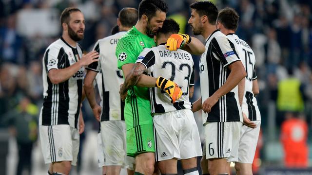Juventus-spelers houden stunt Barcelona tegen PSG in achterhoofd