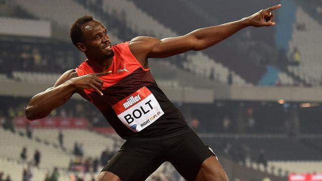 Bolt wil voor derde keer driemaal goud op Spelen