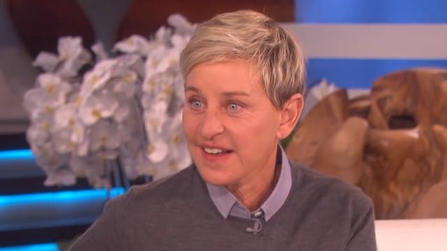 Ellen ontroerd na grote donatie Ashton Kutcher voor haar natuurfonds