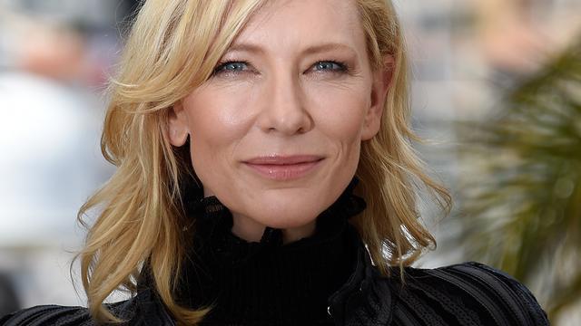 Cate Blanchett had nooit lesbische relatie