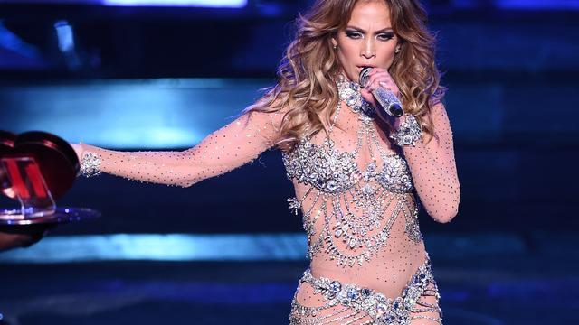 Jennifer Lopez positief over eerste Vegas-show