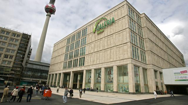 Metro wil warenhuistak Kaufhof verkopen