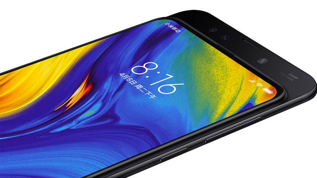 Xiaomi presenteert randloze telefoon met uitschuifcamera