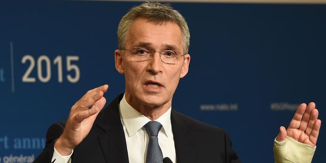Zorgen bij NAVO-chef Stoltenberg over Russische vloot