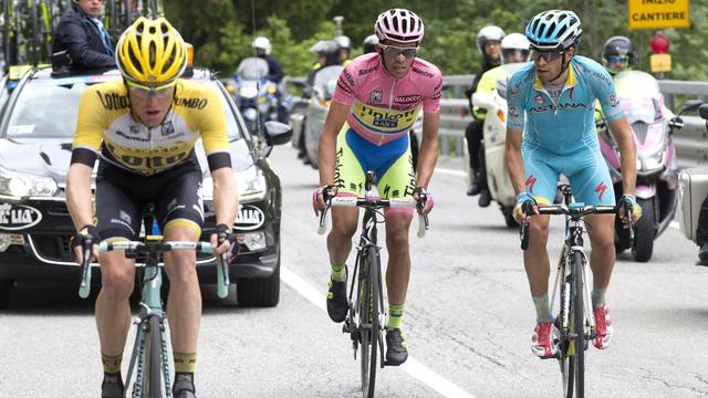Contador vindt dat Kruijswijk etappezege verdiende