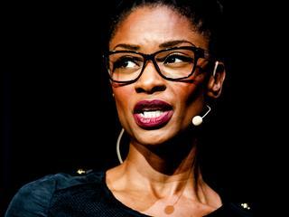 Presentatrice zegt dat programma 'zich al jaren van meest seksistische kant laat zien'