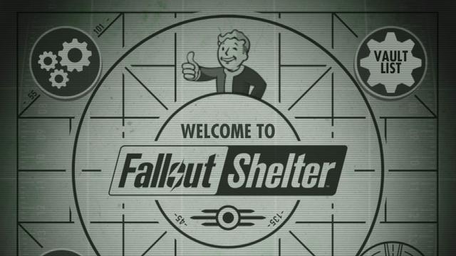Fallout Shelter haalt meer geld binnen dan Candy Crush Saga
