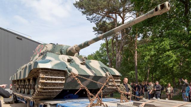 Militracks trekt recordaantal bezoekers naar Oorlogsmuseum Overloon