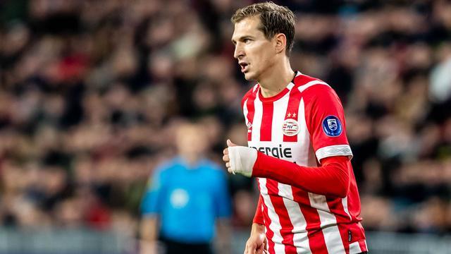 PSV zonder Schwaab en Ramselaar naar Milaan voor CL-duel met Inter