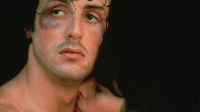 Beeld uit Rocky (1976).