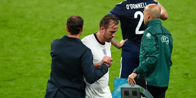Southgate verdedigt opnieuw gewisselde Kane: 'Het ligt niet alleen aan hem'