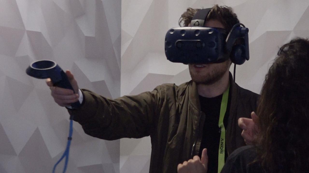 HTC zet met nieuwe Vive Pro Eye 'een grote stap in VR'