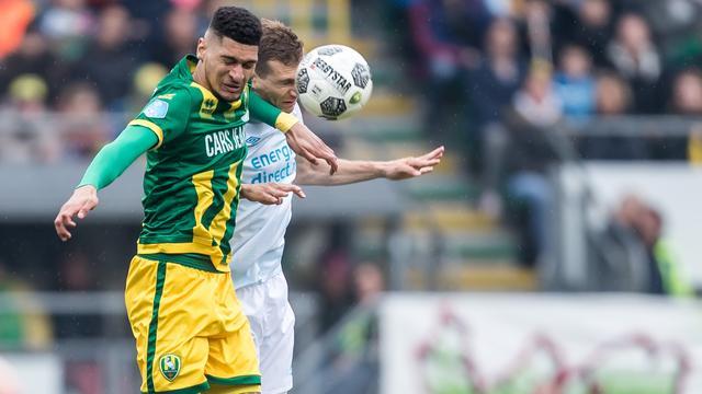 ADO houdt zicht op play-off-ticket na remise tegen PSV en verlies PEC
