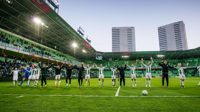 John Schurer vertrekt als voorzitter Supportersvereniging FC Groningen