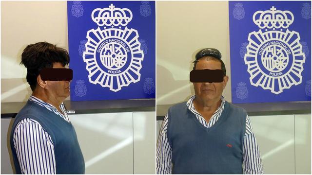 Spaanse politie pakt smokkelaar met halve kilo cocaïne onder zijn pruik