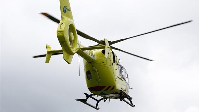 Persoon raakt gewond bij uitslaande woningbrand in Bloemendaal