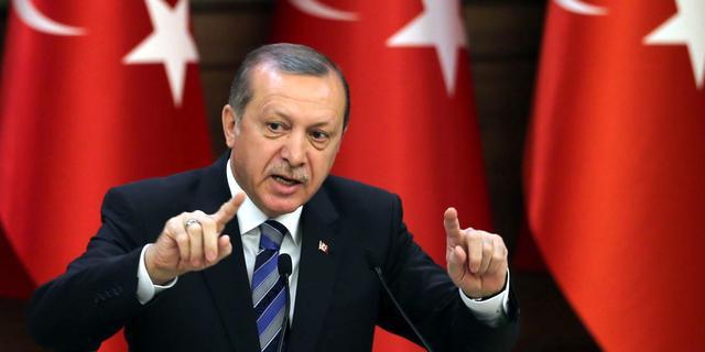 Spotprenten over Erdogan enige tijd verwijderd door Facebook
