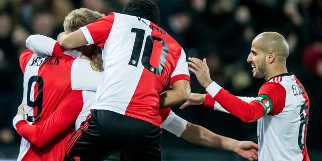 Liveblog KNVB-beker: Reacties na zege Feyenoord op PSV (gesloten)