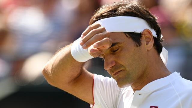Federer verrassend uitgeschakeld, Nadal en Djokovic verder op Wimbledon
