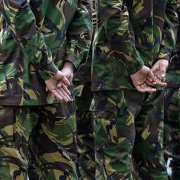 Twee aanhoudingen om aanranding en mishandeling in kazerne Defensie