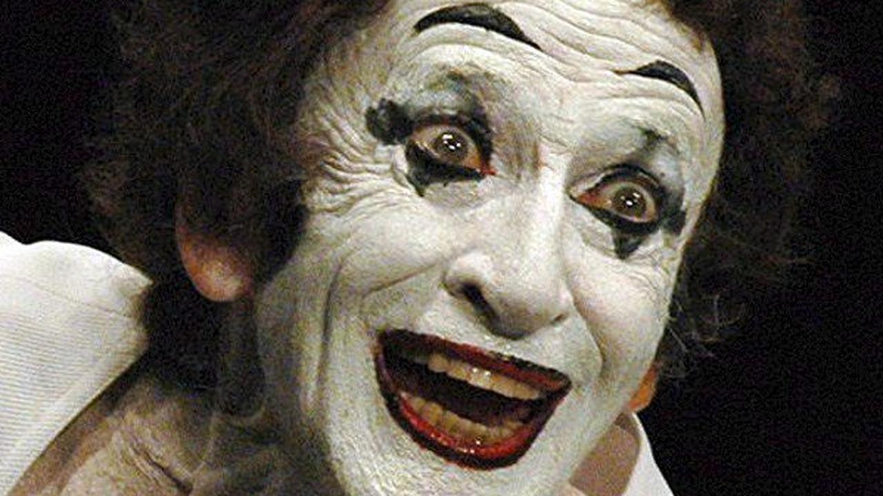 Mimespeler en King of Pop-inspirator Marcel Marceau tien jaar dood: Drie fragmenten