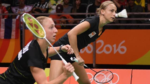 Muskens en Piek starten badmintontoernooi met winst