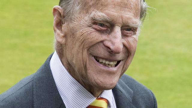 Prins Philip opgenomen in ziekenhuis
