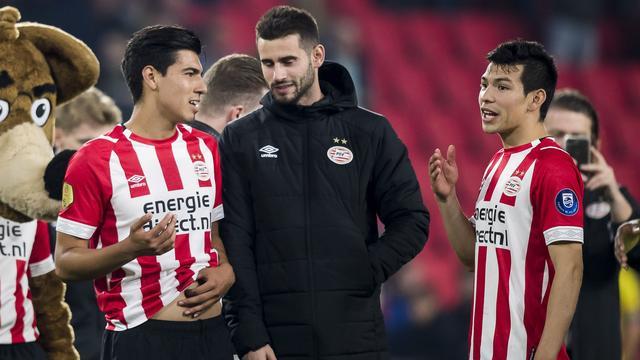 Reacties op ruime zeges PSV en Heerenveen in Eredivisie