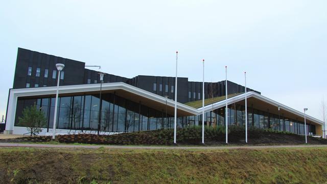 Schildersclub exposeert in gemeentehuis Rucphen