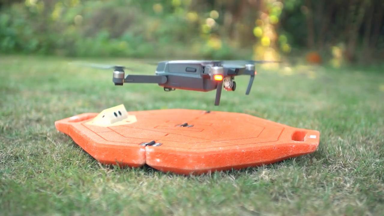 Britse start-up belooft racespel voor drone-eigenaren
