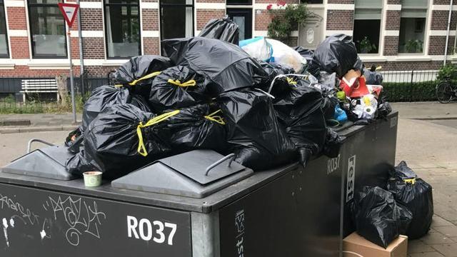Grote schoonmaakactie tegen afvalproblematiek Kanaleneiland