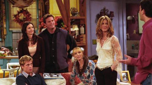 25 jaar Friends: Deze sterren speelden een bijrol in de sitcom