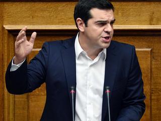Griekse premier wil haast maken na herverkiezing