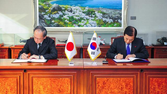 Japan en Zuid-Korea delen geheime informatie over Noord-Korea