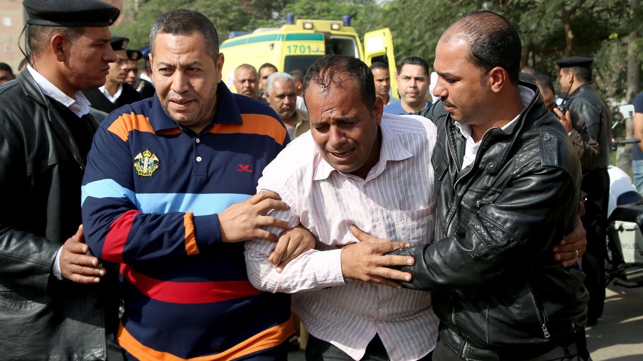 Doden door aanslag in Egypte