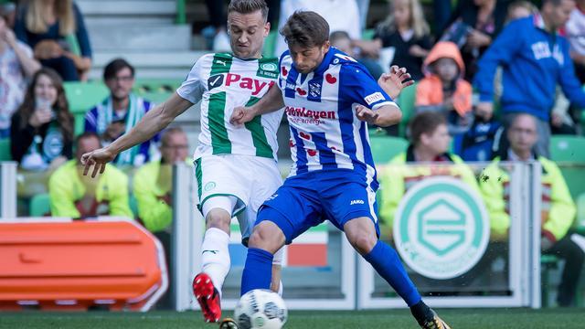 FC Groningen en Heerenveen in evenwicht na spectaculaire derby