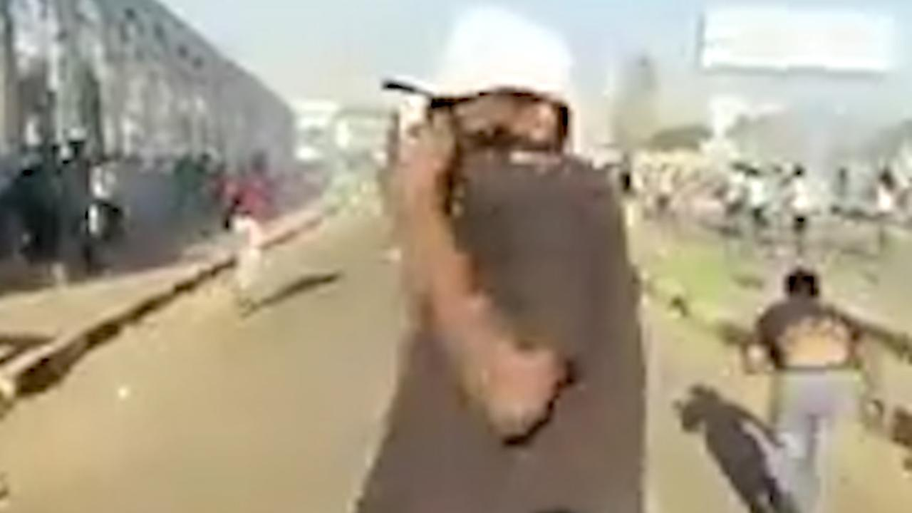 Zestig doden bij grote demonstratie in Soedan