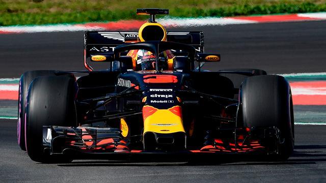 Ricciardo snelste en productiefste coureur op zesde testdag